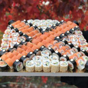 Суши торт Х-фактор