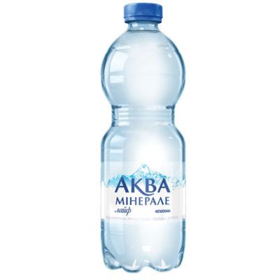 Аква мінерале 0,5л