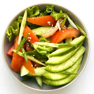 Овочевий салат/Ям Роумітр
