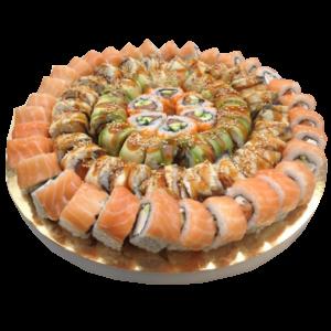 Суши торт «Мой рай»