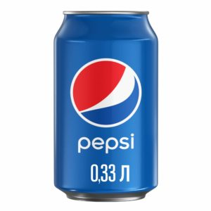 Пепсі 0,33л